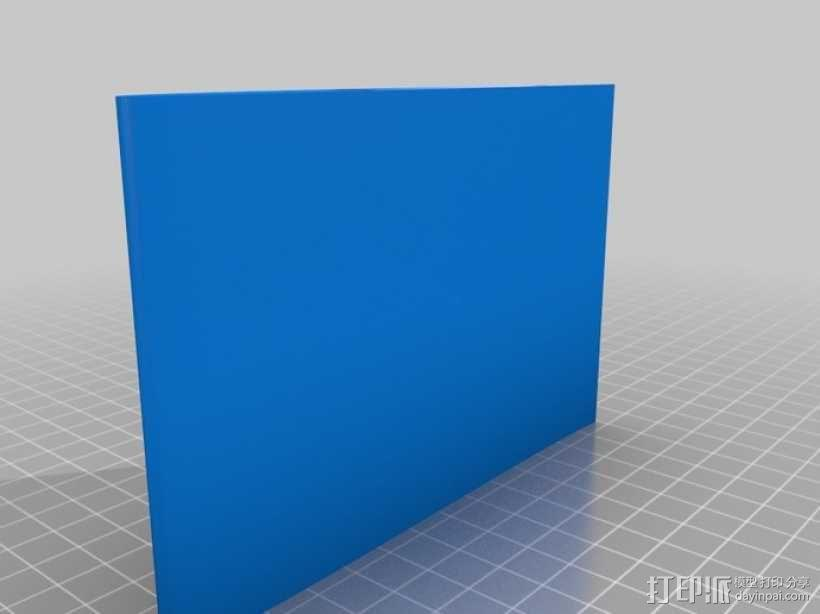 FDM 3D打印的滑翔机 3D模型  图38