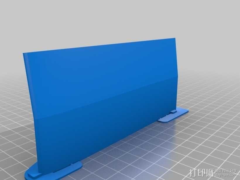 FDM 3D打印的滑翔机 3D模型  图39