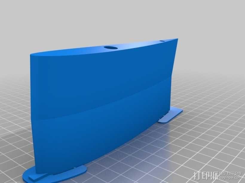 FDM 3D打印的滑翔机 3D模型  图40