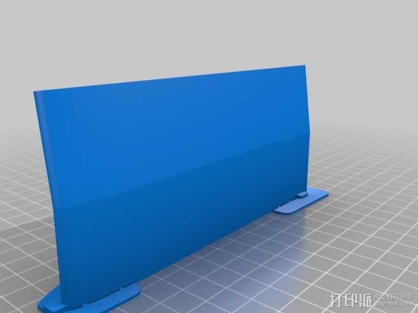 FDM 3D打印的滑翔机 3D模型  图41