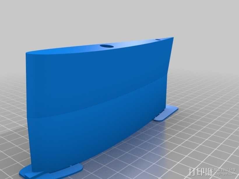 FDM 3D打印的滑翔机 3D模型  图42