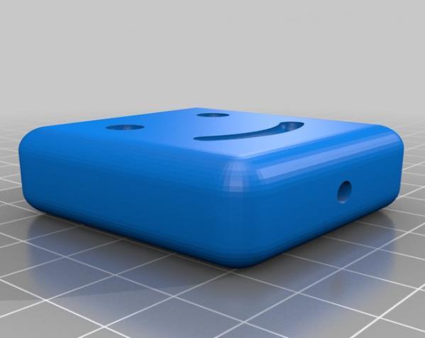 斯迈利立方体人 3D模型  图2