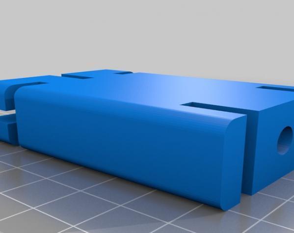 斯迈利立方体人 3D模型  图3