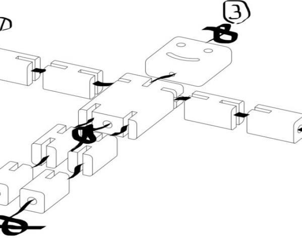 斯迈利立方体人 3D模型  图6