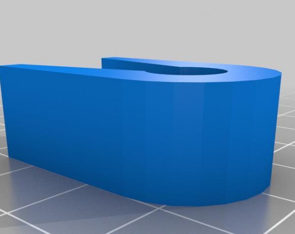 迷你挤出机 3D模型  图1
