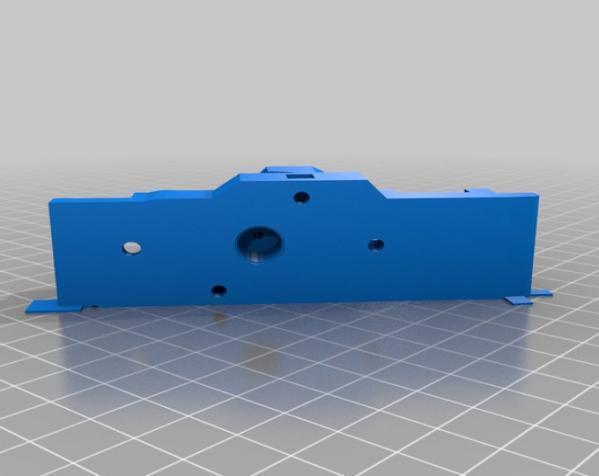 迷你挤出机 3D模型  图4