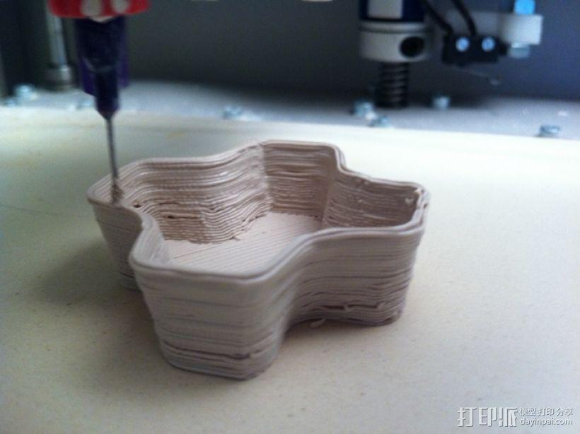 陶瓷3D打印挤出机 3D模型  图15