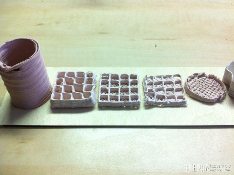 陶瓷3D打印挤出机 3D模型  图25