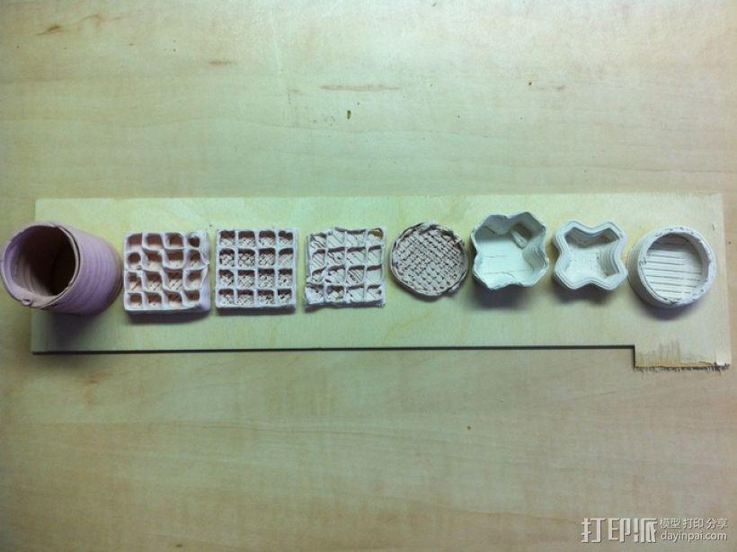 陶瓷3D打印挤出机 3D模型  图27