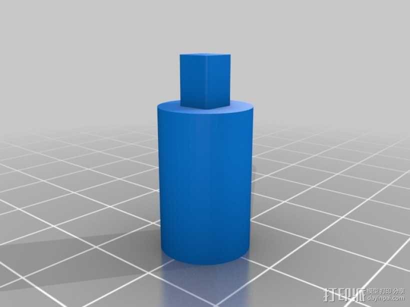 陶瓷3D打印挤出机 3D模型  图29