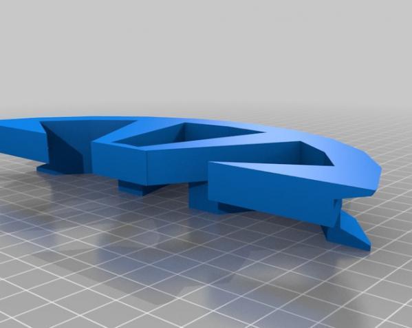 用于全身扫描的重型圆转盘 3D模型  图5
