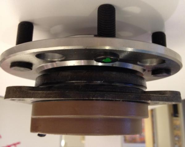 用于全身扫描的重型圆转盘 3D模型  图8