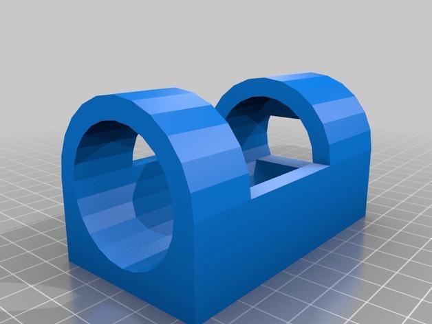 用于全身扫描的重型圆转盘 3D模型  图19