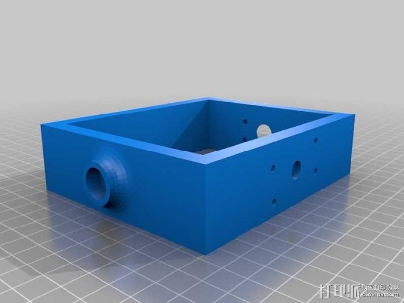USB摄像机万向节 3D模型  图5