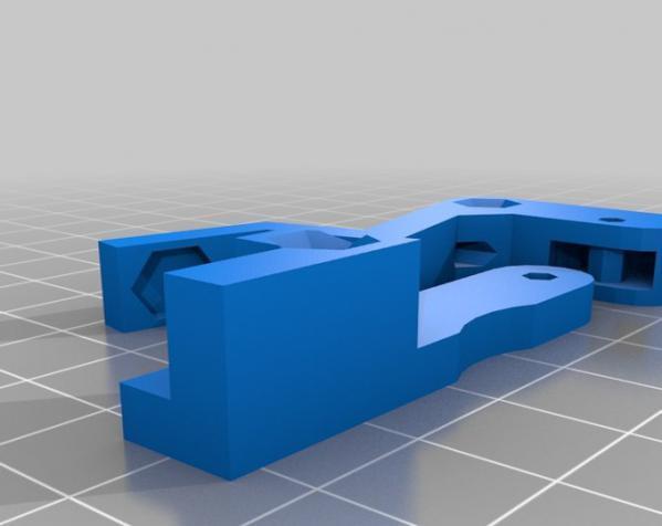精简的MK7替代者 3D模型  图3