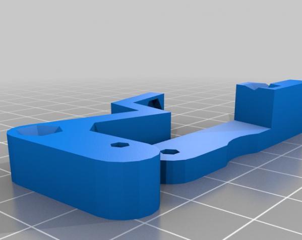精简的MK7替代者 3D模型  图4