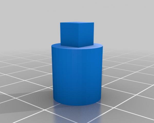 Claystruder 2,旋螺浆挤压机 3D模型  图2