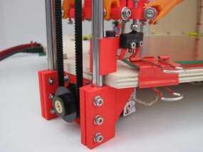 Rostock (3D打印机器人) 3D模型