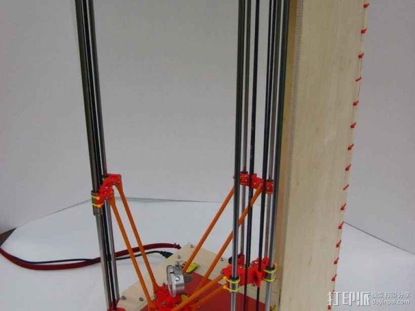 Rostock (3D打印机器人) 3D模型  图4