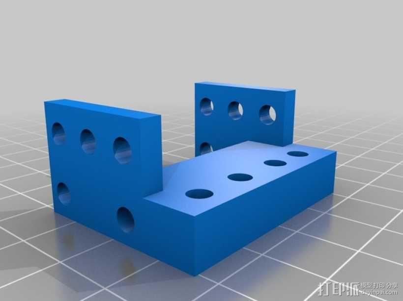 龙头风扇 3D模型  图5