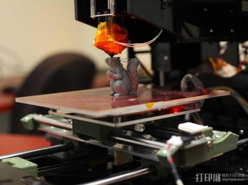 Fosterbot 3D打印机 3D模型  图6