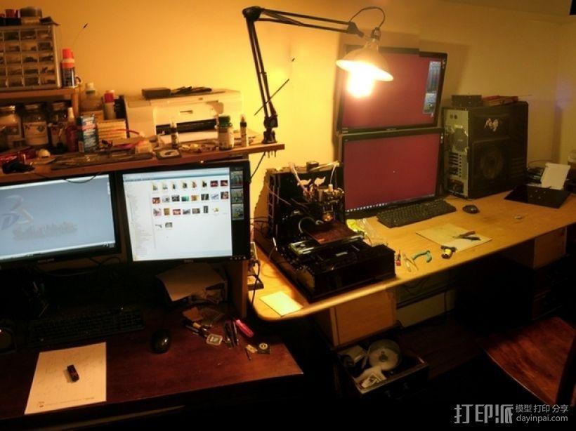 Fosterbot 3D打印机 3D模型  图7