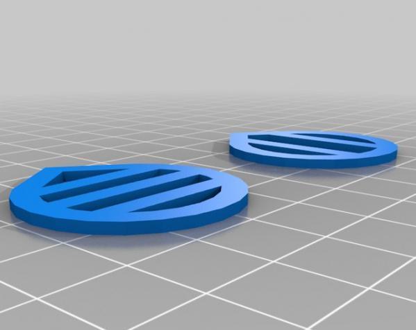 3D打印机通用膏糊挤压机 3D模型  图1