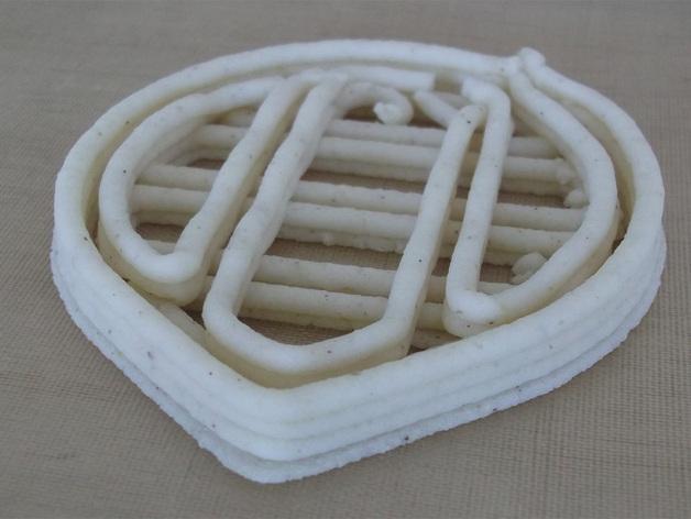 3D打印机通用膏糊挤压机 3D模型  图16