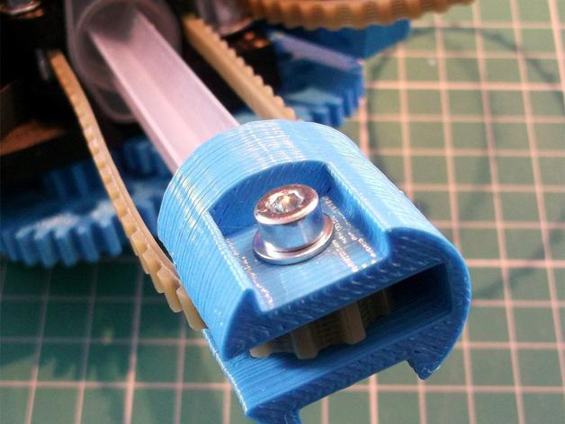 3D打印机通用膏糊挤压机 3D模型  图25