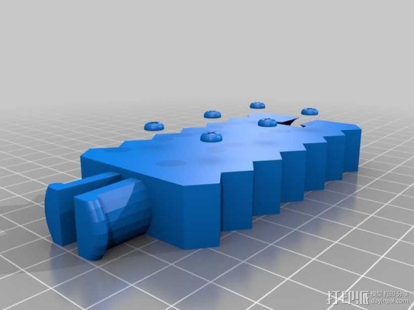 机器人手臂 3D模型  图3