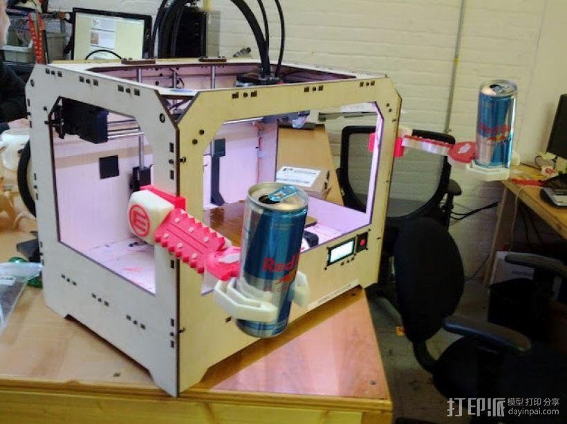 机器人手臂 3D模型  图9