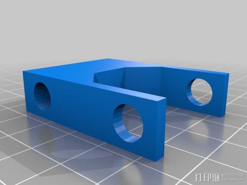 MK7 X步进机 3D模型  图7