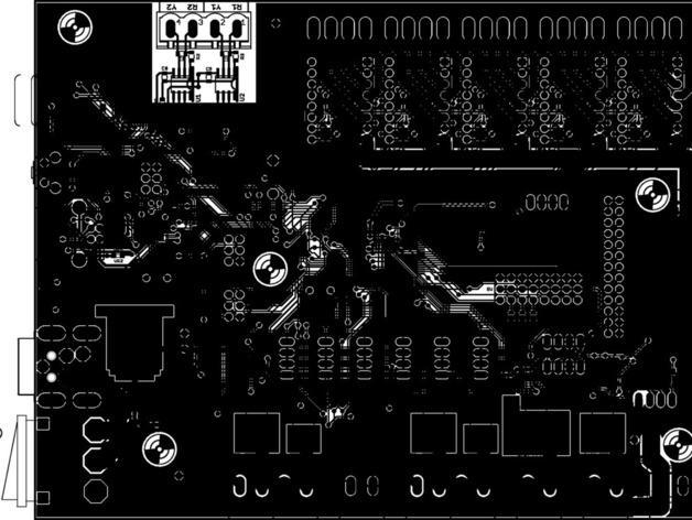MakerBot MightyBoard打印机固件 3D模型  图2