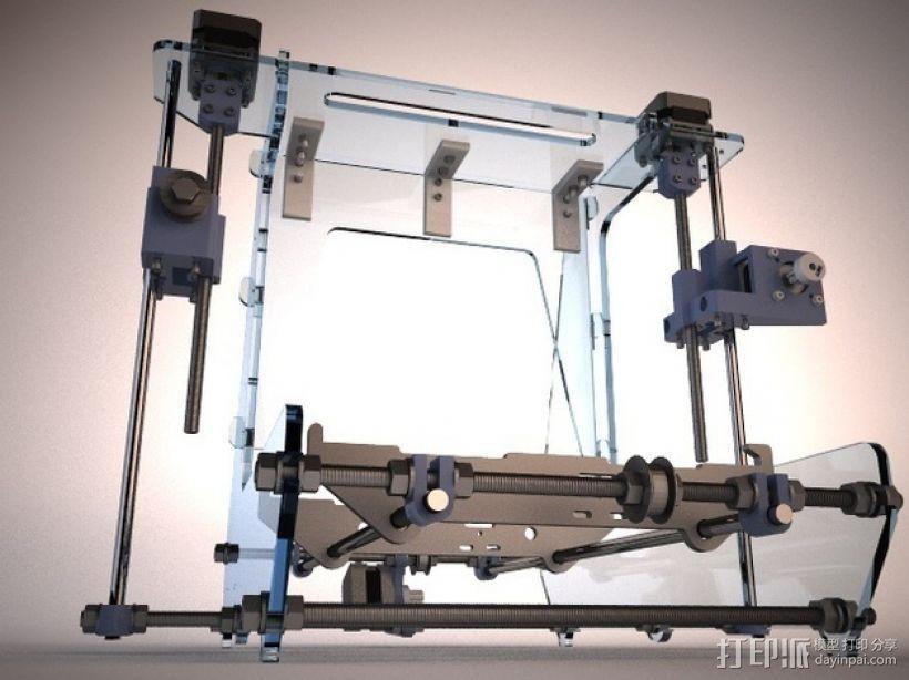 Prusa Air 2 打印机 3D模型  图7