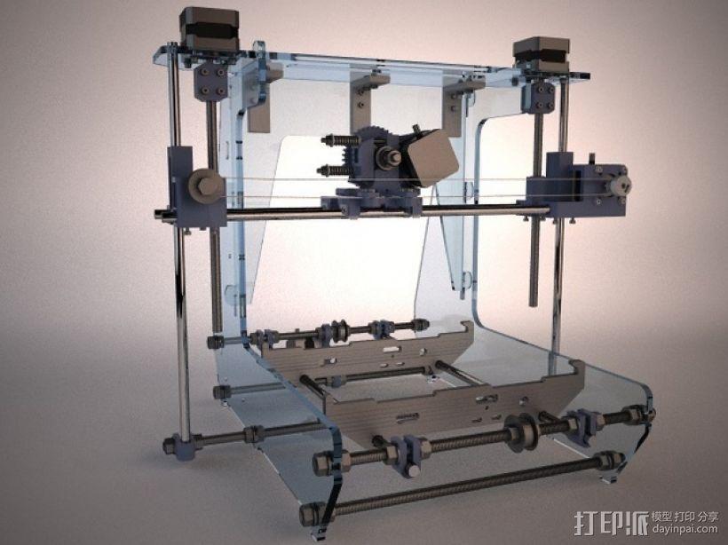 Prusa Air 2 打印机 3D模型  图6