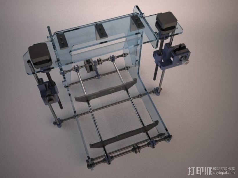 Prusa Air 2 打印机 3D模型  图8