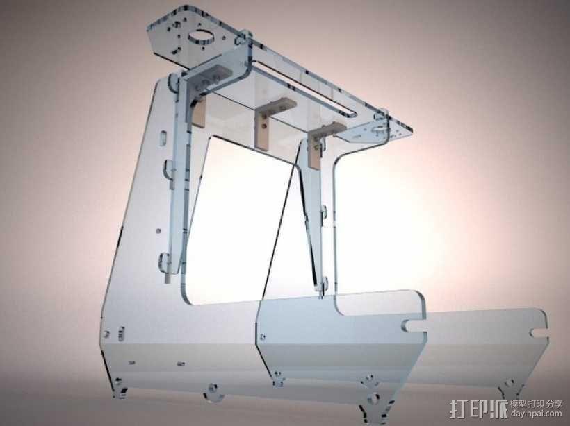 Prusa Air 2 打印机 3D模型  图10