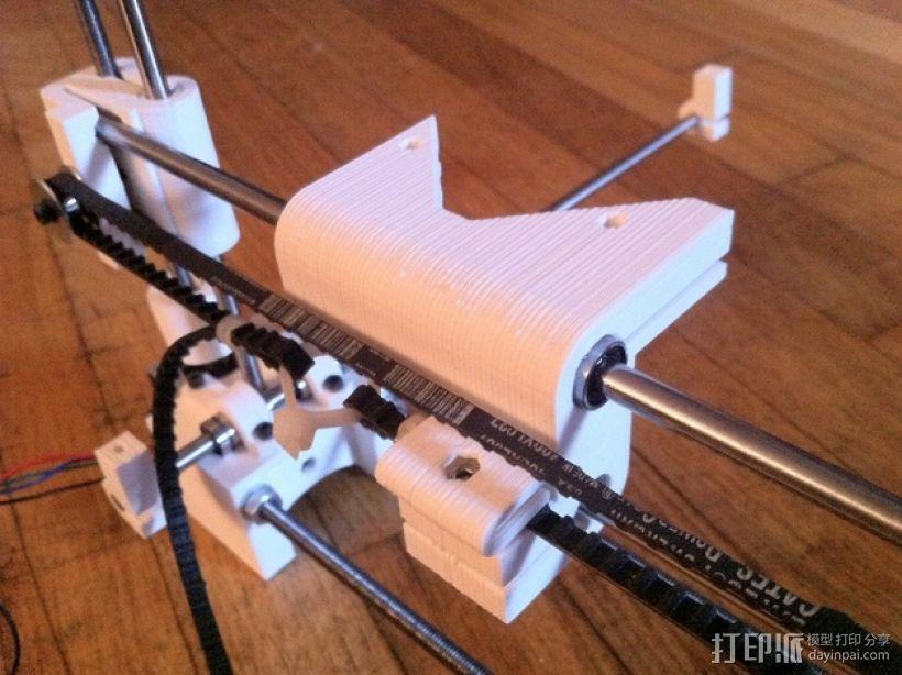 参数化Reprap打印机 3D模型  图11