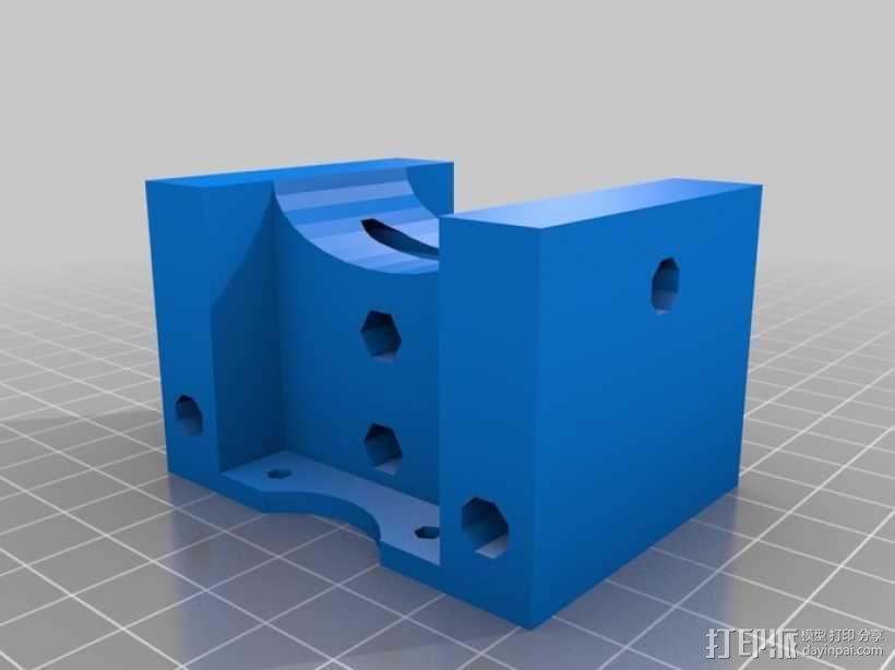 参数化Reprap打印机 3D模型  图14