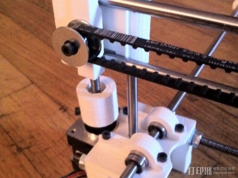 参数化Reprap打印机 3D模型  图12