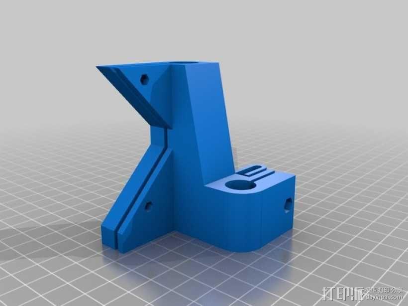 参数化Reprap打印机 3D模型  图19