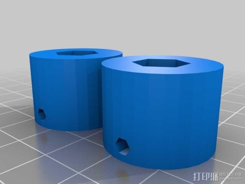 参数化Reprap打印机 3D模型  图18