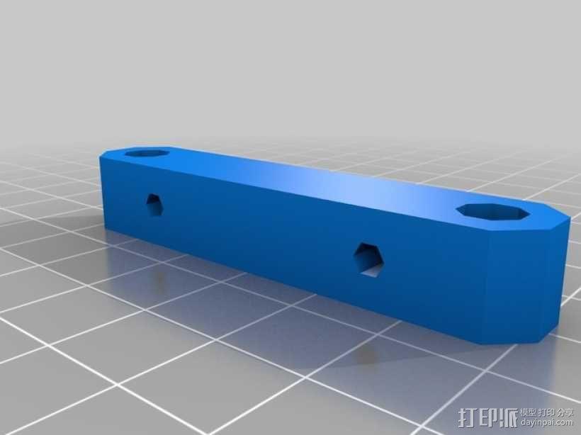 参数化Reprap打印机 3D模型  图21
