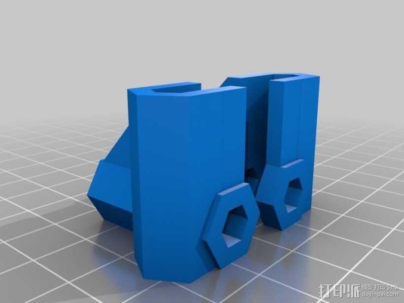 参数化Reprap打印机 3D模型  图27