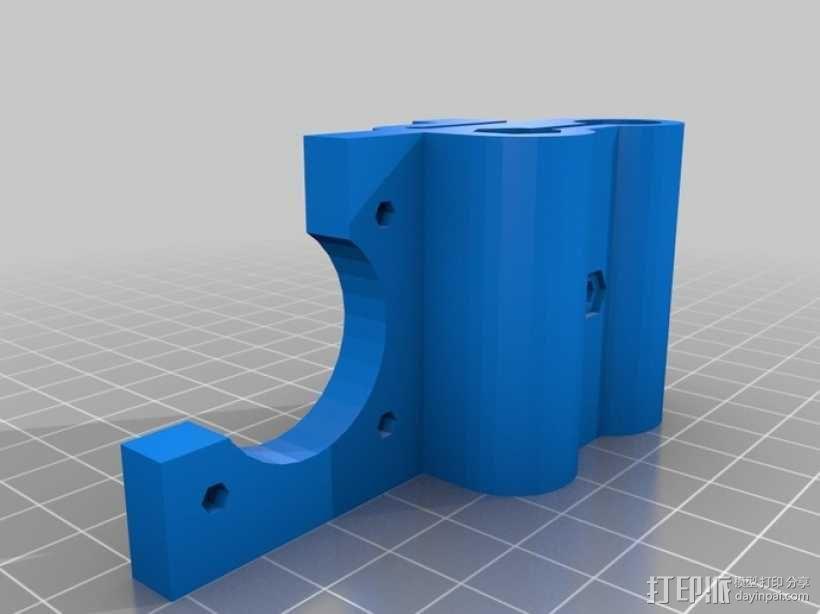 参数化Reprap打印机 3D模型  图26
