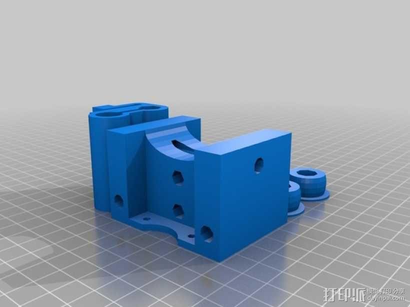 参数化Reprap打印机 3D模型  图31