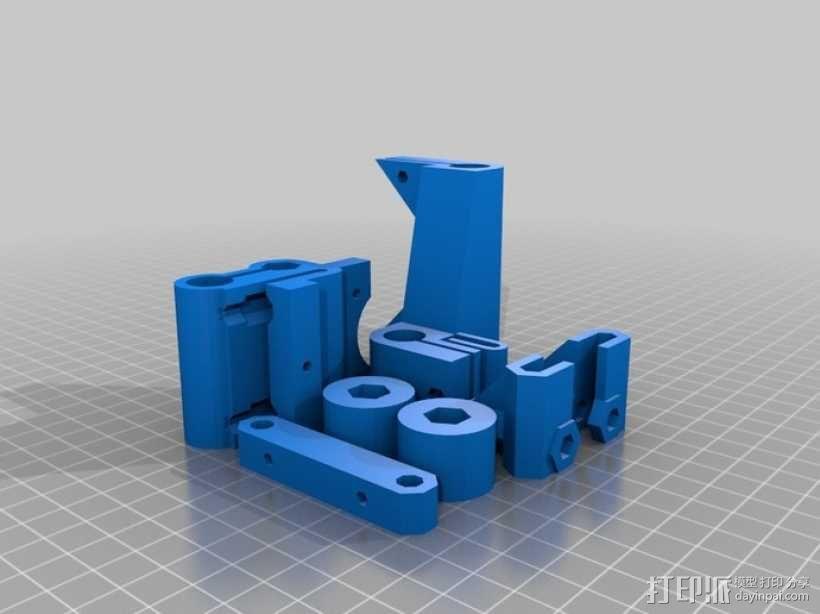 参数化Reprap打印机 3D模型  图33