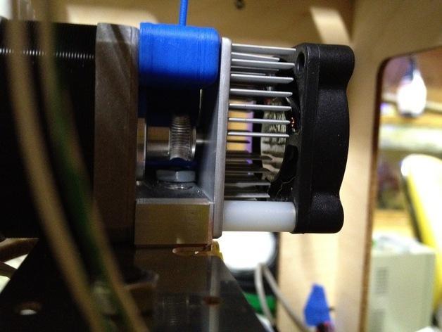 mk7球形挤出机 3D模型  图6
