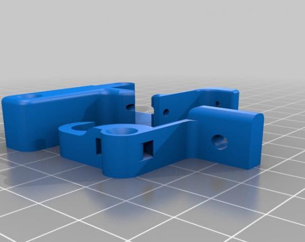 mk7球形挤出机 3D模型  图9