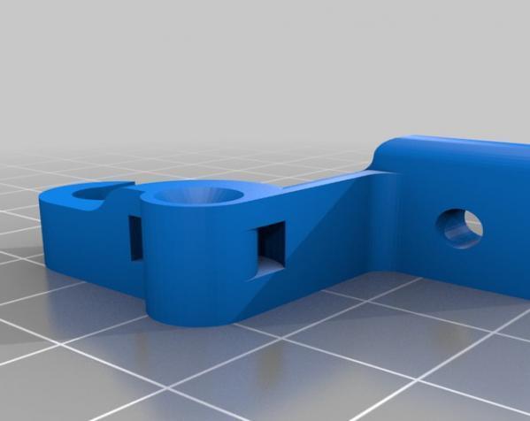 mk7球形挤出机 3D模型  图10